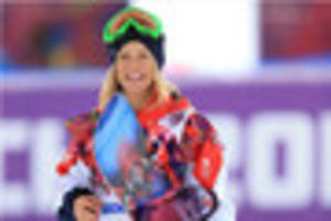 Bristol snowboarder Jenny Jones 'so happy' with her history-making Winter Olympics medal win